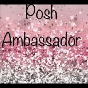 Yay, I'm a Posh Ambassador now!  : D
